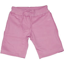 Girls Pink Long Shorts