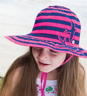 Girls Sundae Wide Brim Hat