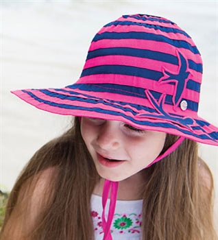 Image of Girls Sundae Wide Brim Hat