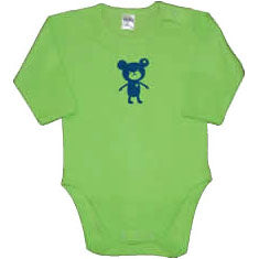 Long Green Bodysuit – Flock Teddy