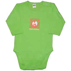 Long Green Bodysuit – Funky Cat