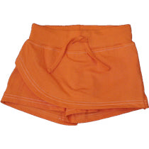 Girls Skort - Orange
