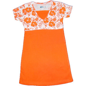 Surf Dress - Orange