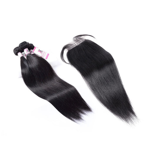3 bundles Deal + Closure