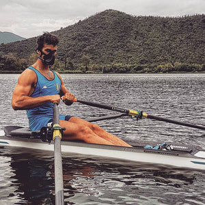 Meet the athlete: Mario Paonessa