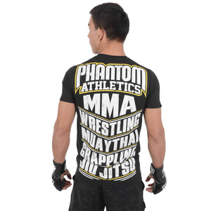 PHANTOM ATHLETICS - T-Shirt MMA Sports