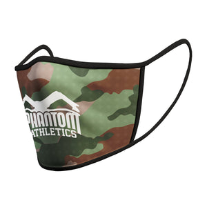 PHANTOM ATHLETICS - Gesichtsmaske - Camo