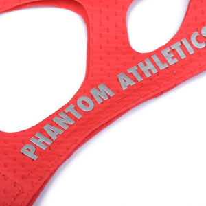 PHANTOM ATHLETICS - Phantom Trainingsmasken Sleeve - Rot