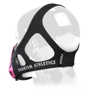 PHANTOM ATHLETICS - Phantom Trainingsmaske - Pink