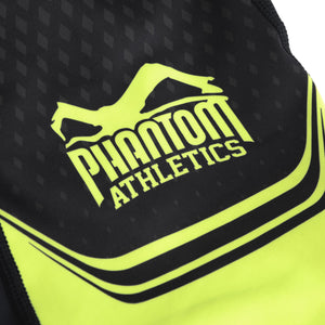 Phantom Athletics Kompressionsshirt Storm Nitro Compression Shirt Long-sleeve Rashguard Neon