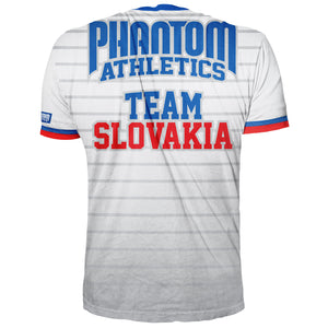 PHANTOM ATHLETICS - Trainingsshirt Patriot Serie - Slovakia
