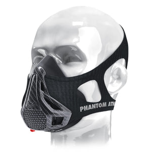 PHANTOM ATHLETICS - Phantom Trainingsmaske - PRS X-Treme / Carbon Cover