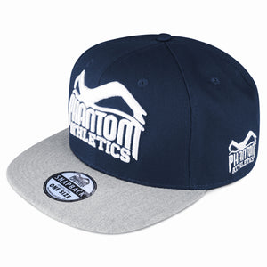 Phantom Athletics Cap Team Kappe Snapback Hat Logo Blue Blau Navy