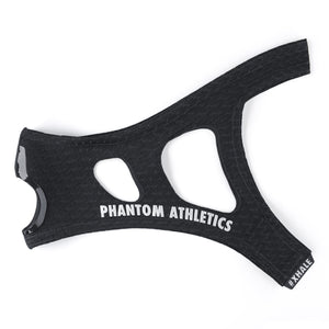 PHANTOM ATHLETICS - Phantom Trainingsmasken Sleeve - Schwarz