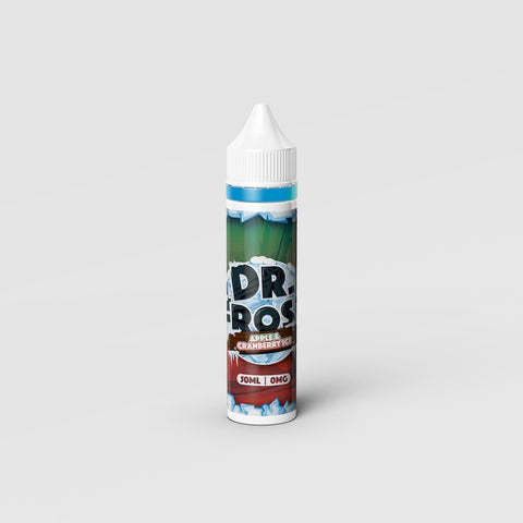 Dr Frost 60ml | Apple & Cranberry