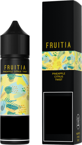 Fresh Farms Eliquids 60ml | Fruitia | Pineapple Citrus Twist