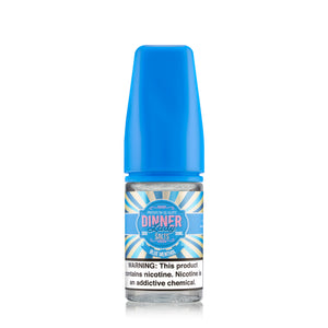 Dinner Lady | Blue Menthol 30ml Salts