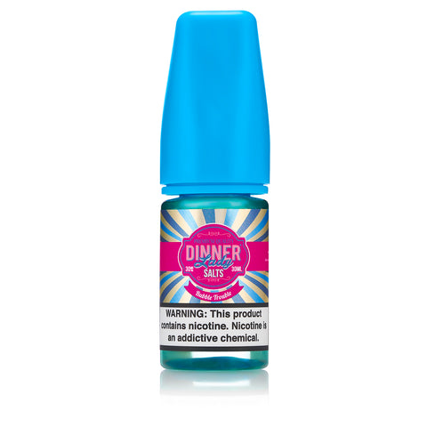 Dinner Lady | Tuck Shop | Bubble Trouble 30ml Salts