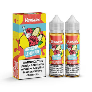 Vapetasia 0MG | Pink Lemonade 60ml Twin Pack | Wholesale