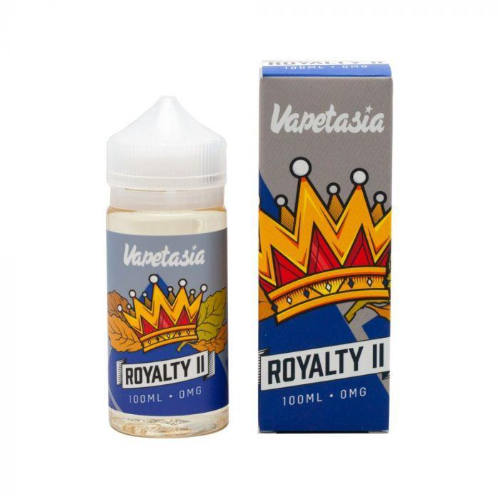Vapetasia | Royalty II 100ml | Wholesale