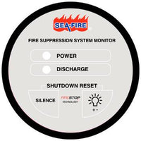 Sea-Fire Fire Suppression System Monitor - ESRP 131-400 Series