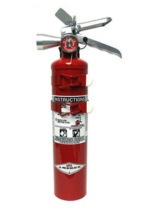 Amerex Halotron 1 Fire Extinguishers