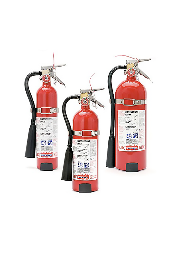 Sea-Fire FM-200 Fire Extinguisher C-20/C-50/C-100
