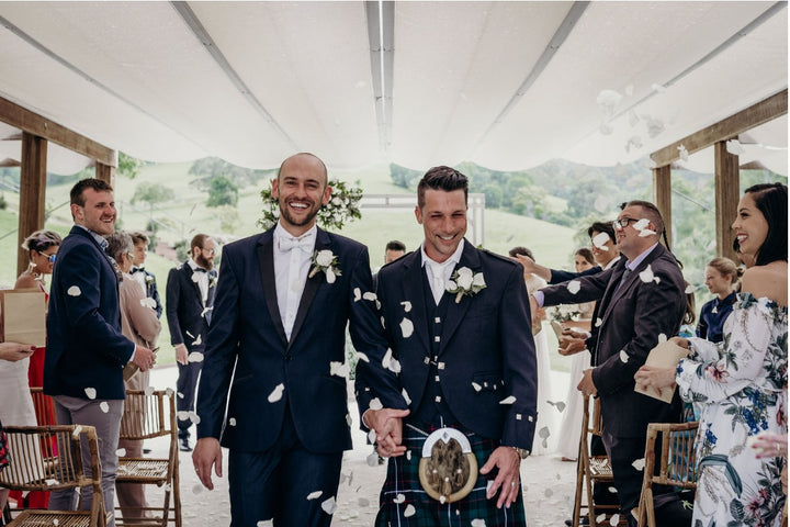 WFML REAL GROOMS: SCOTT & KEITH