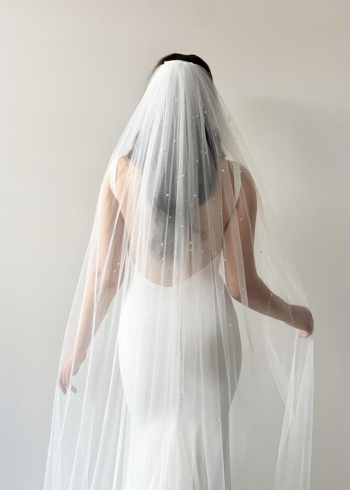 To Veil or To Not Veil… Wedding Dress Planning