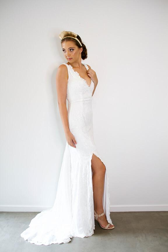 Valentina Shaper Gown
