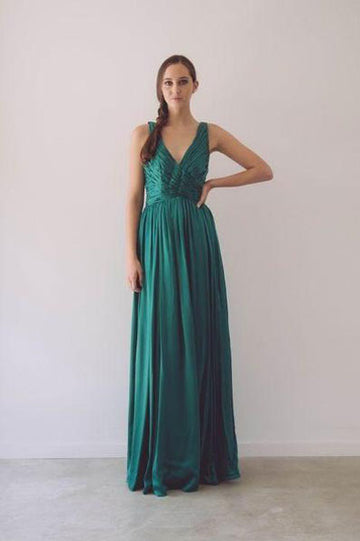 Charlie Gown in Silk
