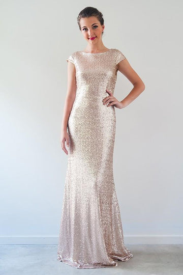 Kathleen Sequin Gown