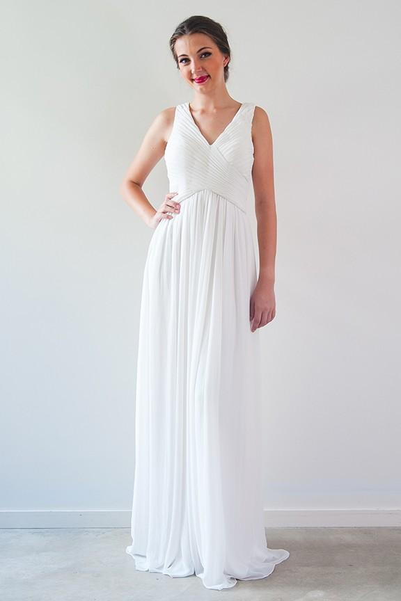 Charlie Gown in Chiffon