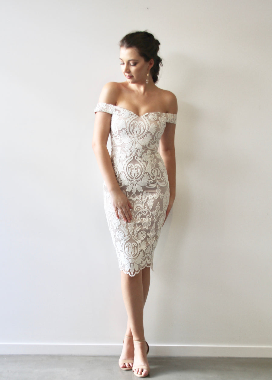 Addie Cocktail Gown
