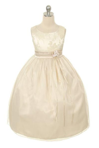 Flower girl/Communion Dress