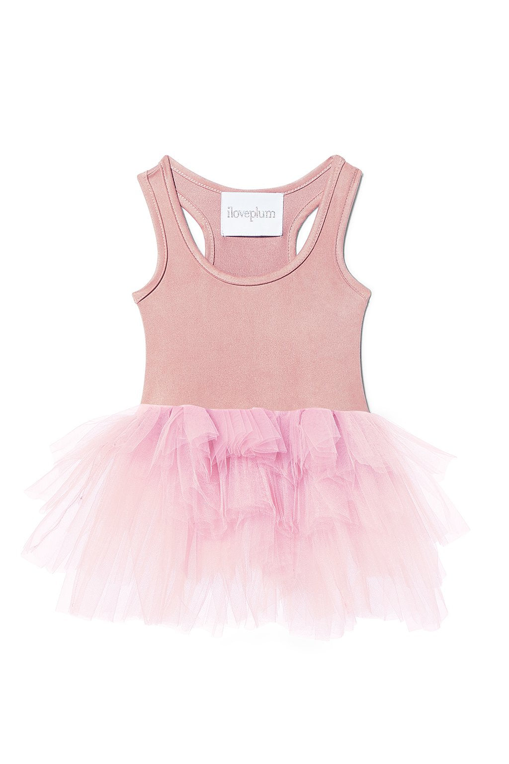 Soft pink tutu for toddler