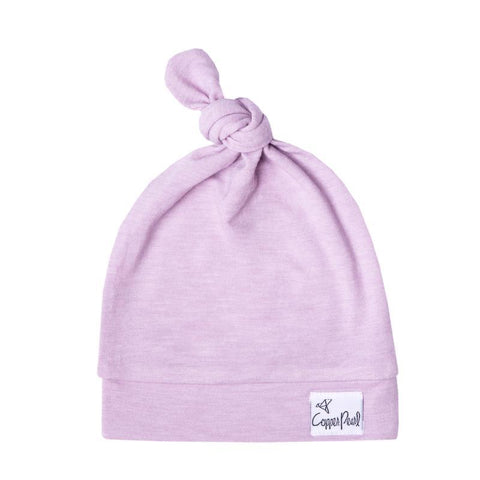 Lucy Top Knot Hat
