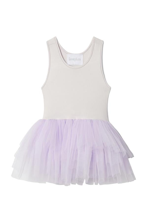 light purple tutu