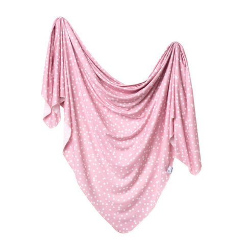Blush Bandana Bibs-Copper Pearl