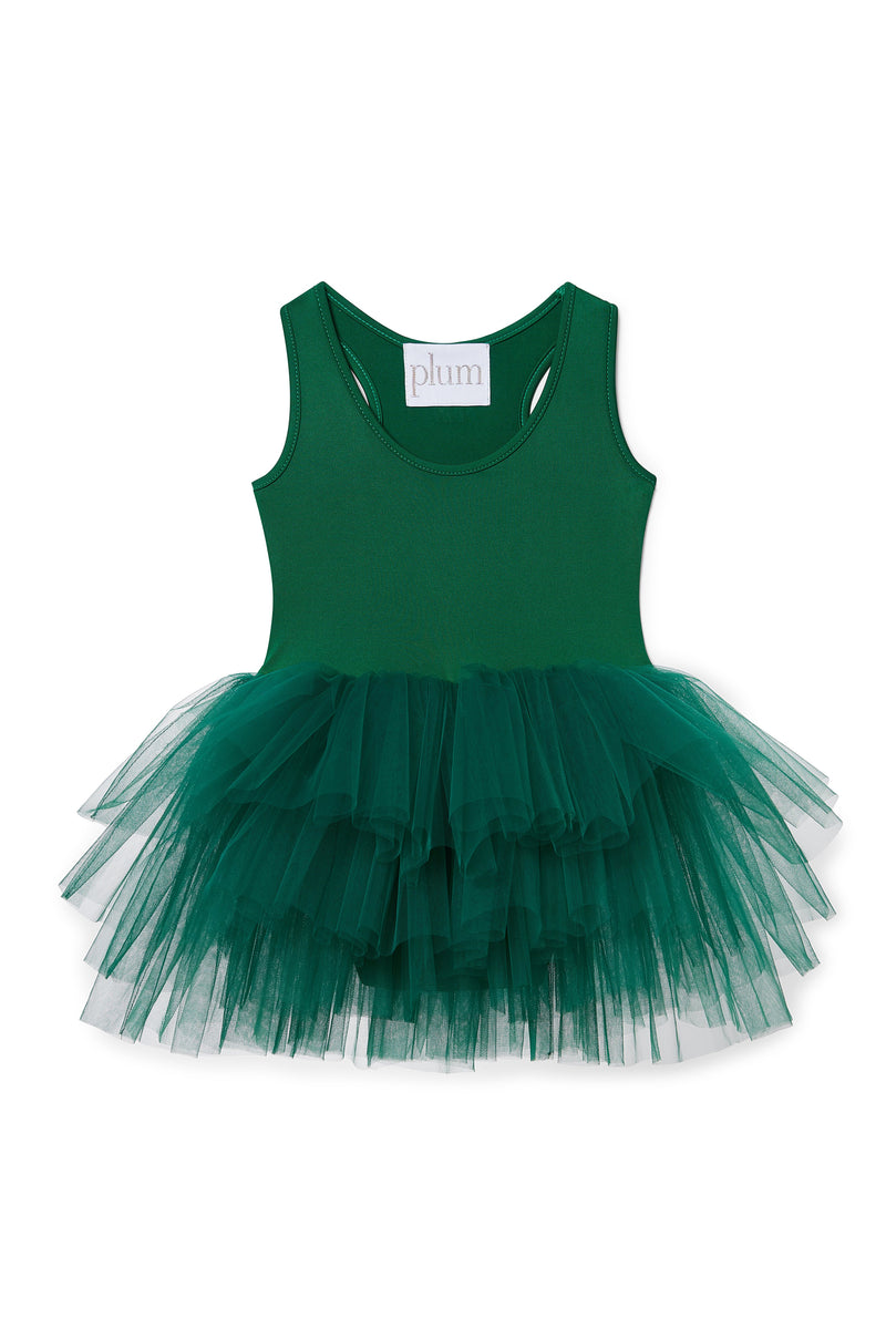 Olive Green Tutu by I Love Plum