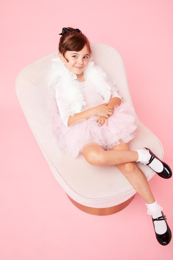 O.M.G. Tutu Dress-Shirley Pink