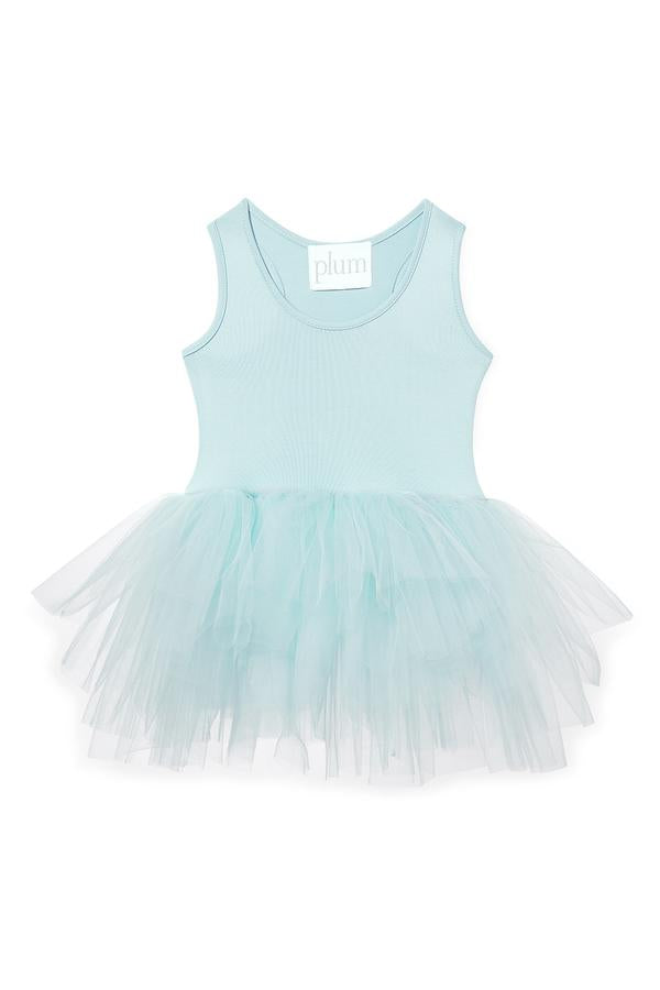 Prim Blue Tutu by I Love Plum