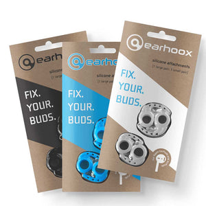 Earhoox for EarPods & AirPods - Three Pack