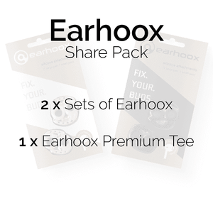Earhoox Share Pack