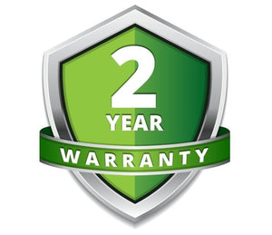 2-Year Warranty For Order