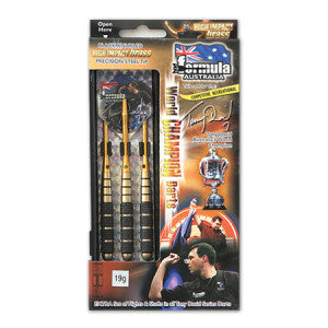Brass Tony David Darts FSA