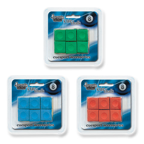 Pioneer Chalk Blister Pack of 6 FSA