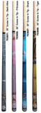 "Kids Pool Cue 36"" Screw-on Tip"