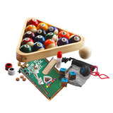 Pool Table Starter Kit Accessory Pack + Repair Kit