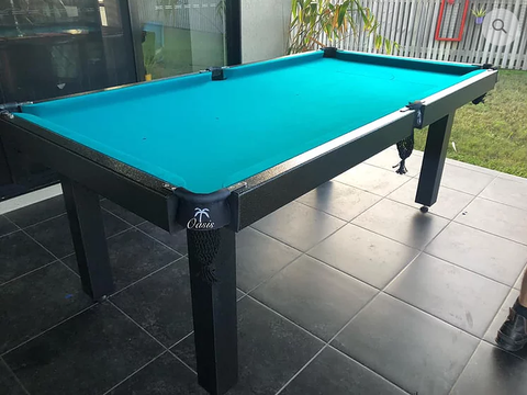 Oasis Patio Pool Table